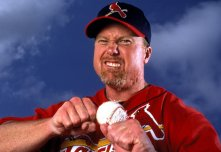 McGwire aged 92 years... Photo credit: SI.com