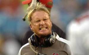 Will somebody be giving Gruden a call soon?