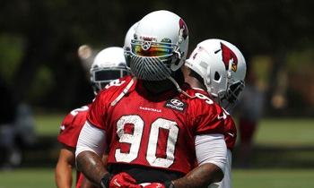 Darnell Dockett Mask